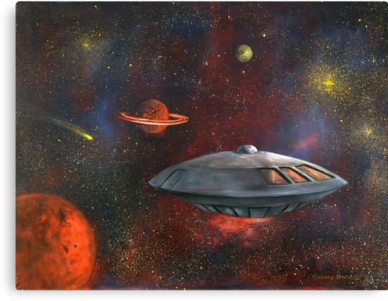 Lost in Space by Randy  Burns