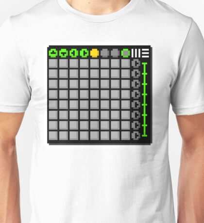Launcpad 8bit Unisex T-Shirt