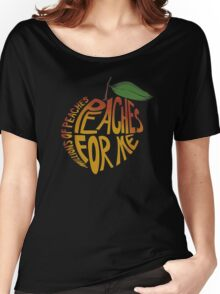 Millions of Peaches. Women's Relaxed Fit T-Shirt