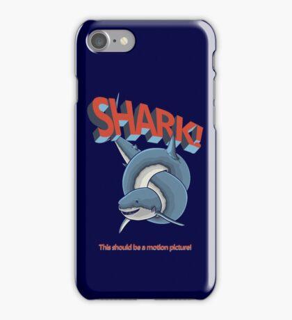 Shark! iPhone Case/Skin