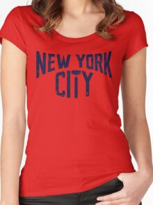 Vintage New York City Women's Fitted Scoop T-Shirt