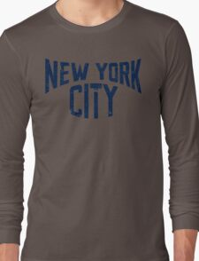 Vintage New York City Long Sleeve T-Shirt