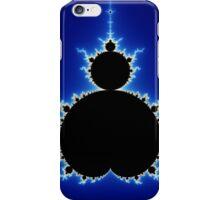 Fractal of Mandelbrot iPhone Case/Skin