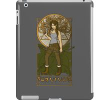 Survivor. iPad Case/Skin
