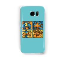 Keith Haring Samsung Galaxy Case/Skin