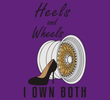 Heels and Wheels T-Shirt