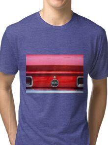1968 Chevrolet Camaro SS Convertible Tri-blend T-Shirt