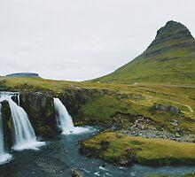 Kirkjufell, Grundarfjör, Iceland by Erland Howden