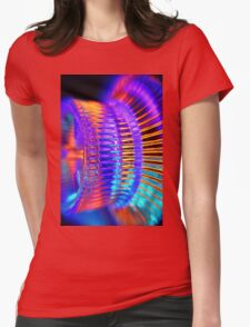 Glass Illusions #3 Womens Fitted T-Shirt