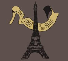 The Land of the Brie Baby Tee