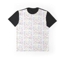 Triangle Twister Graphic T-Shirt