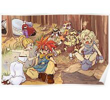 Crono Party Poster