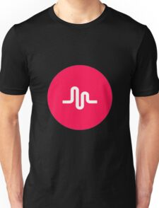 Musical.ly symbol music.ly musically Unisex T-Shirt