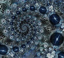 Kinetic Blue by Avantgarda