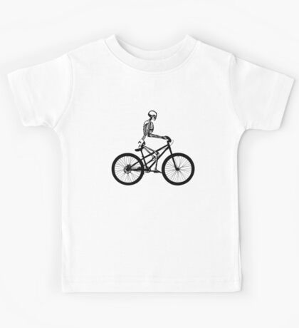 Bike 4 Death Kids Tee