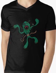 VOODOO DOLL Mens V-Neck T-Shirt