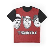 Thinkers Graphic T-Shirt