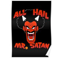 All Hail Mr. Satan Poster