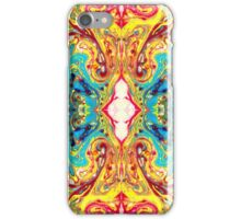 Mirrored Marbling iPhone Case/Skin