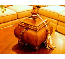 The Genie Jar - Still Life    ^ Photographic Print