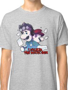 LUIGIKID THE MUSIC BOX Classic T-Shirt