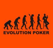 Evolution Poker Kids Clothes