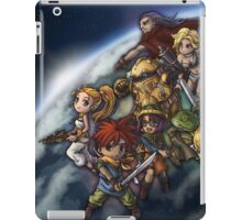 Chrono Chibi Space iPad Case/Skin