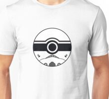 Stormtrooper Pokemon Ball Mash-up Unisex T-Shirt