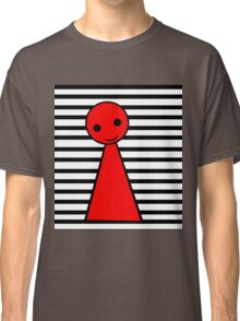 Red pawn Classic T-Shirt