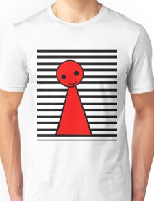 Red pawn Unisex T-Shirt