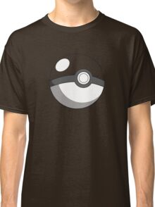 pokeball design Classic T-Shirt