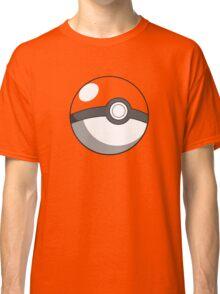 pokeball design Classic T-Shirt