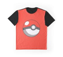 pokeball design Graphic T-Shirt