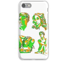 Neon Classics iPhone Case/Skin