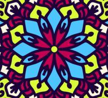 Mandala - Circle Ethnic Ornament Sticker