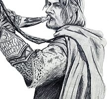 The Horn of Gondor by Christine Margeson
