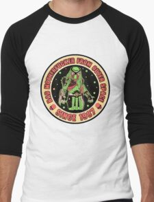 Bad Mofo from Outer Space Vintage Men's Baseball ¾ T-Shirt