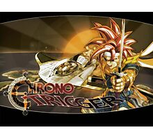 Crono Cool Photographic Print