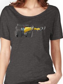 Cartoon dragster Women's Relaxed Fit T-Shirt