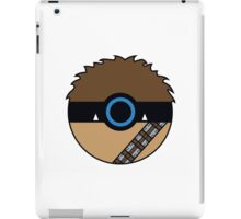 Chewbacca Pokemon Ball Mash-up iPad Case/Skin