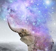 Don't Be Afraid To Dream Big • (Elephant Size Dreams) by soaringanchor