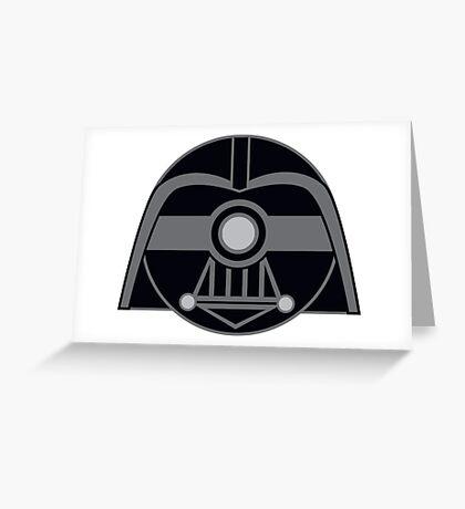 Darth Vader Pokemon Ball Mash-up Greeting Card
