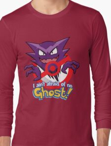 Haunter Busters! Long Sleeve T-Shirt
