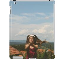 Vintage love iPad Case/Skin