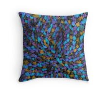 Ribbon Weave Throw Pillow