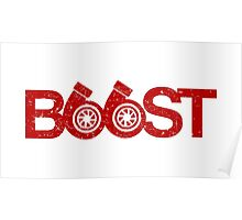Boost! Poster