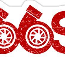 Boost! Sticker