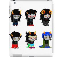 Homestuck Alpha Troll Ladies iPad Case/Skin