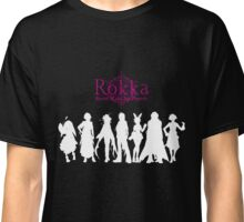 Rokka no Yuusha (White Edition) Classic T-Shirt