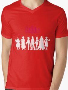 Rokka no Yuusha (White Edition) Mens V-Neck T-Shirt